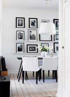 Easy switch out - without holes in the wall!  ACHADOS DE DECORAÇÃO - blog de decoração: BAÚ DE IDÉIAS DECORATIVAS ou a gente merece ver!