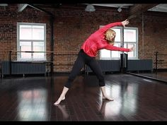 Classical Stretch mini workout to slenderize waist - YouTube