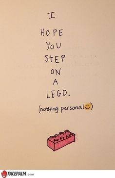 Lego Revenge
