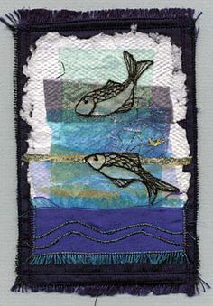 An Exhibition of Contemporary Textile Art was held in 2007 at the Pittenweem Arts Festival. A wide range of innovative and exciting textile work was shown.