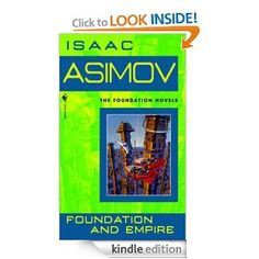 Foundation and Empire Asimov, Isaac - OpenTrolley Bookstore Indonesia Asimov Foundation, Foundation Series, Isaac Asimov, Hard Science Fiction, Dark Tide, Empire, Cheap Books, Founding Fathers, Used Books