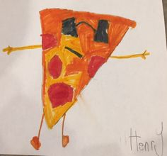 Made by HG , 5 years old; Artist Of The Day on 03/23/2015  • Art My Kid Made