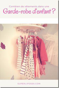 les enfants grandissent vite et nous devons souvent refaire leur garde-robe. Alors comment éviter la surconsommation tout en se faisant plaisir? - superliposes.com