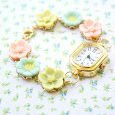 Flower Watch.