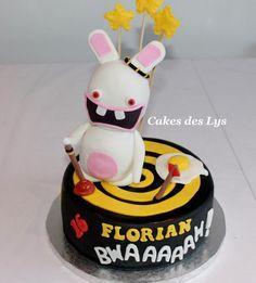 cupcakes lapins crétins - Recherche Google