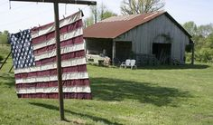 maybe you need an old school clothesline in the backyard...and you can do this!