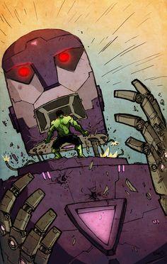 Hulk by rawlsy