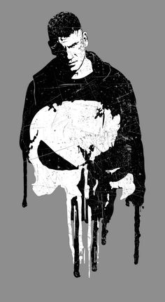 The punisher aka frank castle Punisher Marvel, Marvel Dc Comics, Punisher Netflix, Netflix Marvel, Comic Books Art, Comic Art, Logo Super Heros, Frank Castle Punisher, Marvel Series
