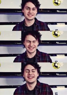 Michael Clifford you need to stop.
