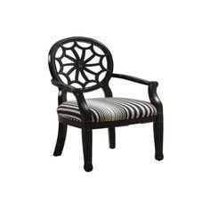 Powell  Arachnid Accent Chair