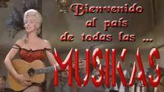 Nuestra musa... marilyn Monroe te invita a oir buenas canciones en MUSIKAS