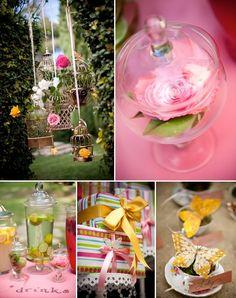 Festa Infantil: Jardim Encantado - Bagagem de MãeBagagem de Mãe