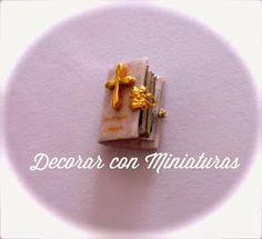 DECORAR CON MINIATURAS: Calendario de Adviento 2013. Día 19.