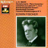 J.S. Bach: Piano Concertos 1, 4 & 5 / Brandenburg Concerto 5 / Edwin Fischer (Audio CD)By Edwin Fischer