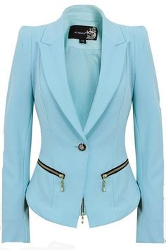 >>>Cheap Sale OFF! >>>Visit>> formal casual blazers for women blue take me there blazer Cool Outfits, Fashion Outfits, Womens Fashion, Fashion Trends, Blazer Fashion, Blazers For Women, Jackets For Women, Professional Attire, Casual Blazer