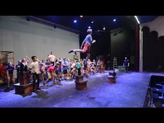 A Look Behind the Magic of MMT's Mary Poppins