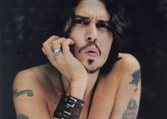 Photo of ♥♥Johnny Depp!♥♥ for fans of Johnny Depp 32408989 Matthew Fox, Inked Men, Anthony Hopkins, Beautiful Men, Beautiful People, Pretty People, Gorgeous Gorgeous, Amazing People, Absolutely Gorgeous