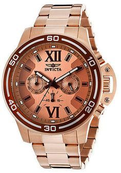 Top Invicta Men Chronograph Images for Pinterest Tattoos