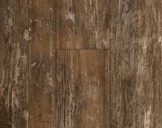 """The reclaimed barn wood look is very popular, both residentially and commercially. The distressed or aged look gives the space a warm organic feel. We are seeing is in hardwood, laminate and even photo imaged onto ceramic tile"" - Ty Pennington 