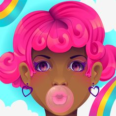 How to Create a Colorful Stylized Portrait in Adobe Illustrator