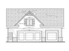 Carriage House Plan, 031G-0004