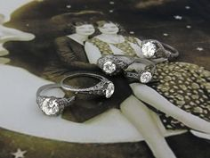 Erstwhile Jewelry rings