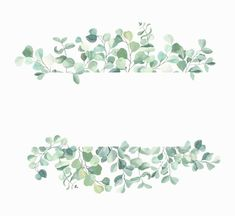 Wedding Invitation Card Template, Wedding Card Templates, Floral Wedding Invitations, Wedding Stationery, Wedding Cards, Wreath Watercolor, Watercolor Leaves, Watercolor Rose, Feuille Eucalyptus