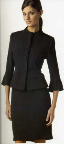womens tailored suits | Women Suit 56 | Tailored suits | Pinterest ...