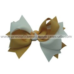 hair bow clip,spike bow clip,two tone spikes bow clip,beautiful hair bow clip,girls' hair bow clip on http://www.janecrafts.com/hair-bows-with-clip/spike-bow-clips/two-tone-spikes
