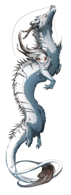 Hipster Drawings, Cool Art Drawings, Chinese Dragon Drawing, Japanese Dragon Tattoos, Dragon Tattoo Sketch, Tatoo Floral, Big Dragon, Water Dragon, Chihiro Y Haku