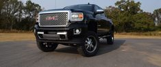 The Fearless GMC Sierra 2500HD!