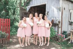 Rustic Country Style Wedding With Great Ideas For An Outdoor Wedding