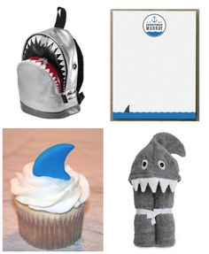 14 of the cutest Shark Week picks for kids.