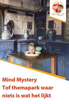Mind Mystery, niets is wat het lijkt bij dit toffe themapark!
