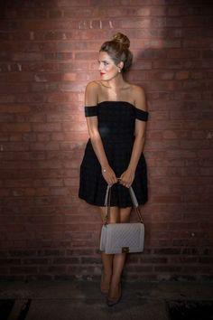 Little Black Dress - Gal Meets Glam