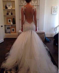 Galia Lahav wedding gown <3