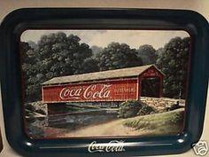 Coca Cola 1995 Covered Bridge - Jim Harrison