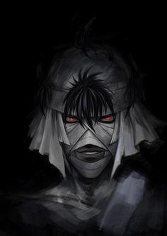 Shishio Makoto - Rurouni Kenshin,Anime