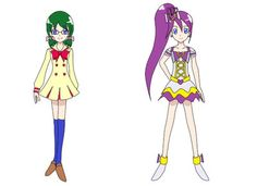 Hoshino Yume/Cure Midnight Profile Picture in Lock On! Precure Wiki