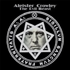 Aleister Crowley The Evil Beast – Knick Knack Records
