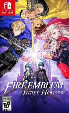 Fire Emblem Awakening, Nintendo Switch Games, Nintendo Games, Super Smash Bros, House Seasons, Intelligent Systems, Xenoblade Chronicles, Blue Lion, Breath Of The Wild