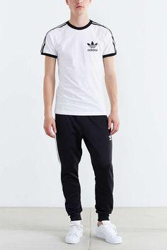 adidas Originals Sport Essential Tee - Urban Outfitters