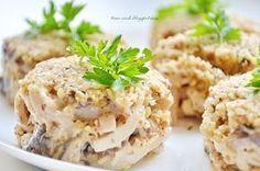 Мастерская на кухне: Ореховый салат с кальмарами