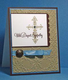 Elegant Blessings by Sweet 'n Sassy Stamps