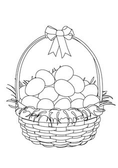Free Easter Coloring Pictures | Coloring pages index : : Easter And Spring index : : Print