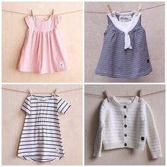Klänningar till barn. Matros klänning. Barnkläder från emma och malena.