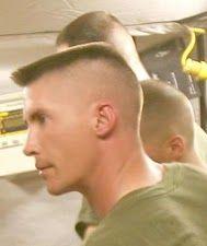 Haircut. Flattop