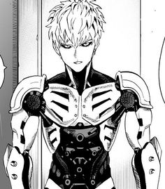 one punch man genos - Buscar con Google