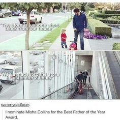 Yes! Misha and west!