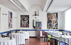 IL LUOGO DI AIMO E NADIA - Visit Euroluce 2015 and have dinner at one of this TOP 10 Restaurants in Milan. Visit www.homdesignideas.eu